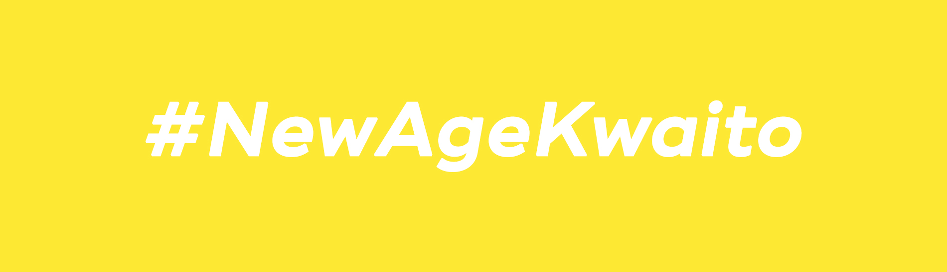 #NewAgeKwaito