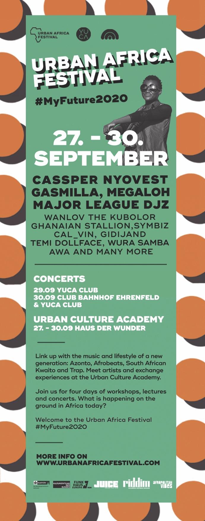 UrbanAfricaFestival